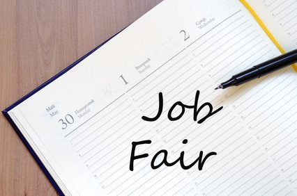 How to get the most from attending Job Fairs