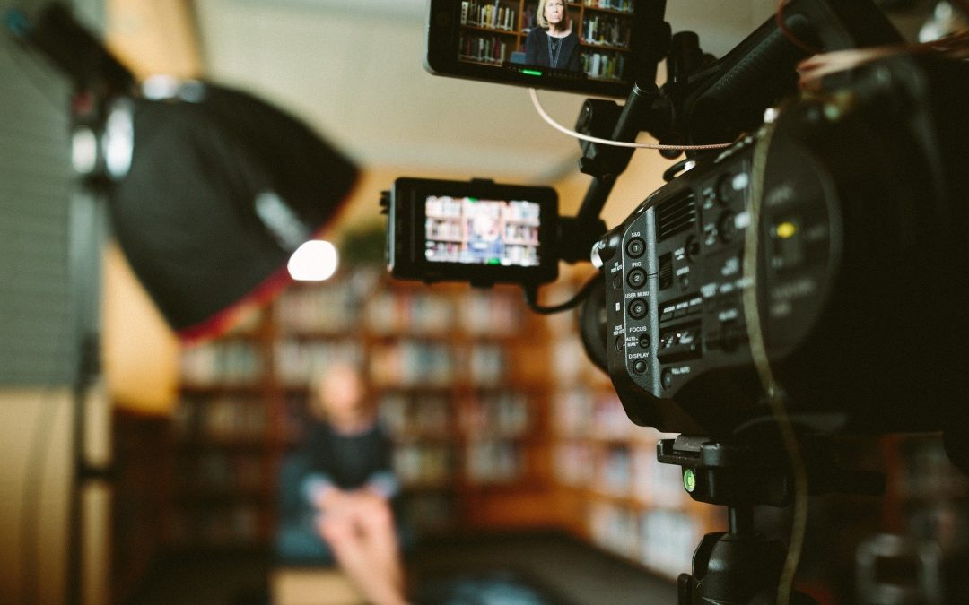 How do you prepare for a pre-recorded video interview?