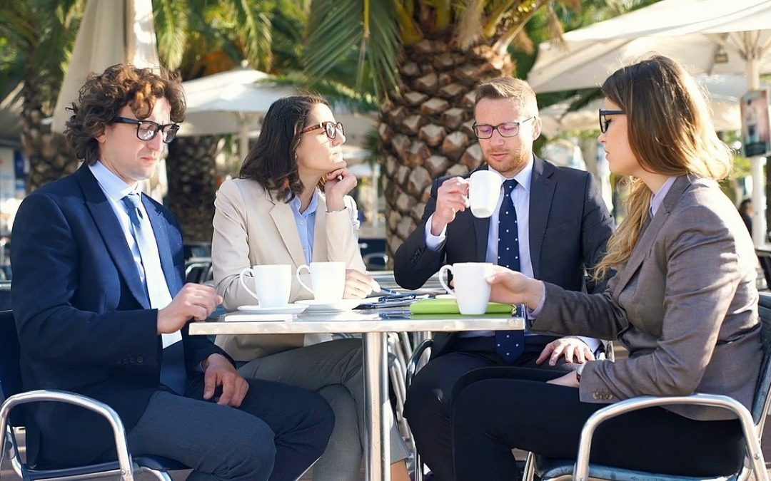How to make small talk before an interview